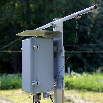 Проводноволновое средство обнаружения ГАЗОН-24