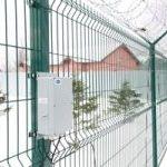 Инженерно-технический комплекс охраны длинных периметров