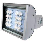 Светодиодные светильники (прожекторы) для охранного освещения серии LCL40PP