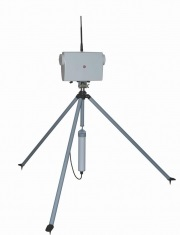 Извещатель охранный радиолучевой двухпозиционный ДПР-200
