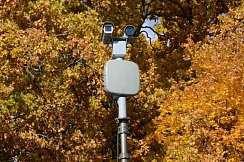 Комплекс охранный радиолокационно-тепловизионный РАДЕСКАН