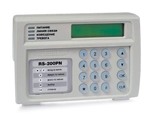 Пульт централизованного наблюдения RS-200PN