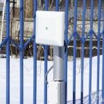 Серия охранных линейных радиоволновых извещателей FMW-3