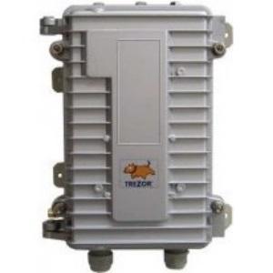 Двухканальное периметровое вибрационное средство обнаружения ТРЕЗОР-В02